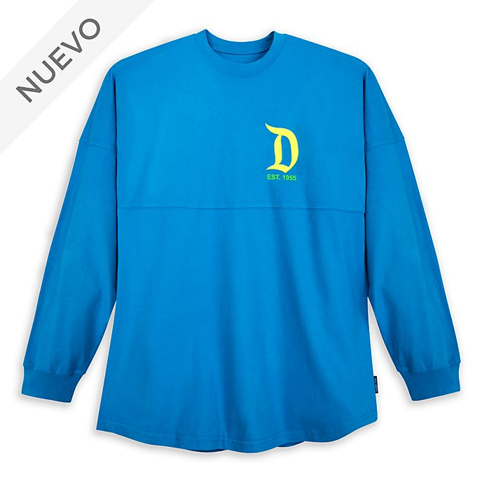 Sudadera universitaria neón para adultos, Spirit Jersey, Disneyland Resort
