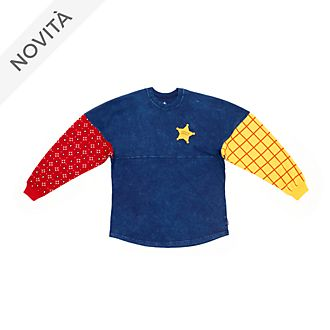 Felpa adulti Woody Toy Story Spirit Jersey Disney Store
