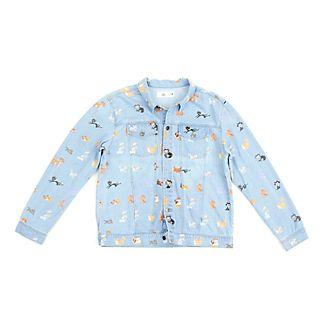 Disney Store Veste en jean Chats Disney pour adultes