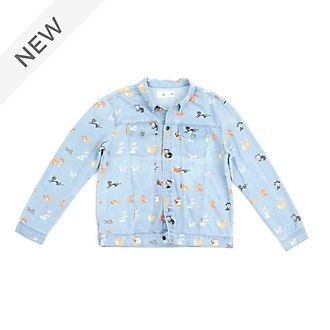 Disney Store Disney Cats Denim Jacket For Adults