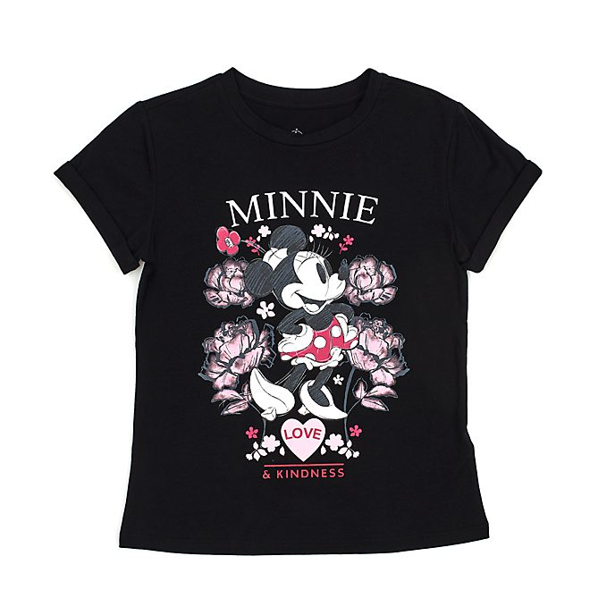 Disney Store Positively Minnie Ladies' T-Shirt