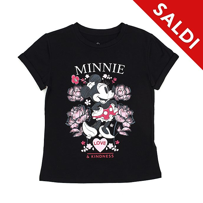 Maglietta donna Positively Minnie Minni Disney Store