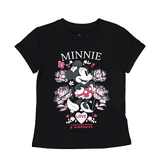 Camiseta Positively Minnie para mujer, Disney Store