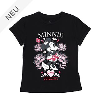 Disney Store - Positively Minnie - T-Shirt für Damen