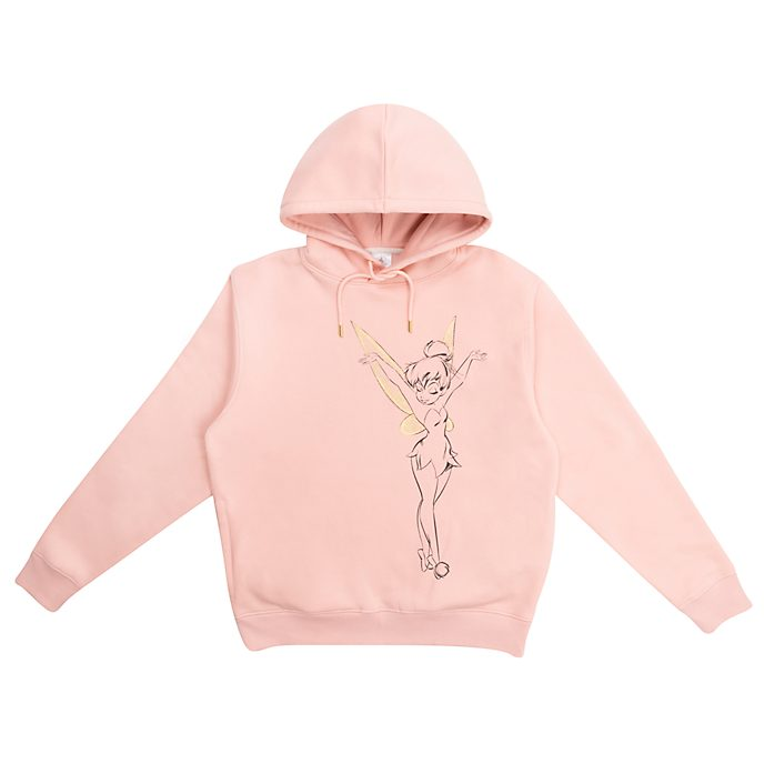 Disney Store Sweatshirt à capuche Fée Clochette pour adultes