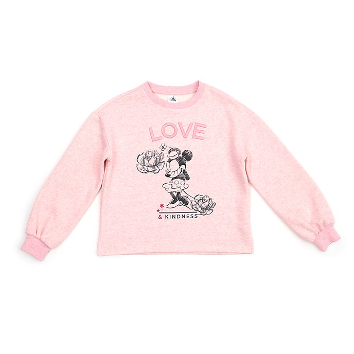 Disney Store Sweat Positively Minnie pour adultes