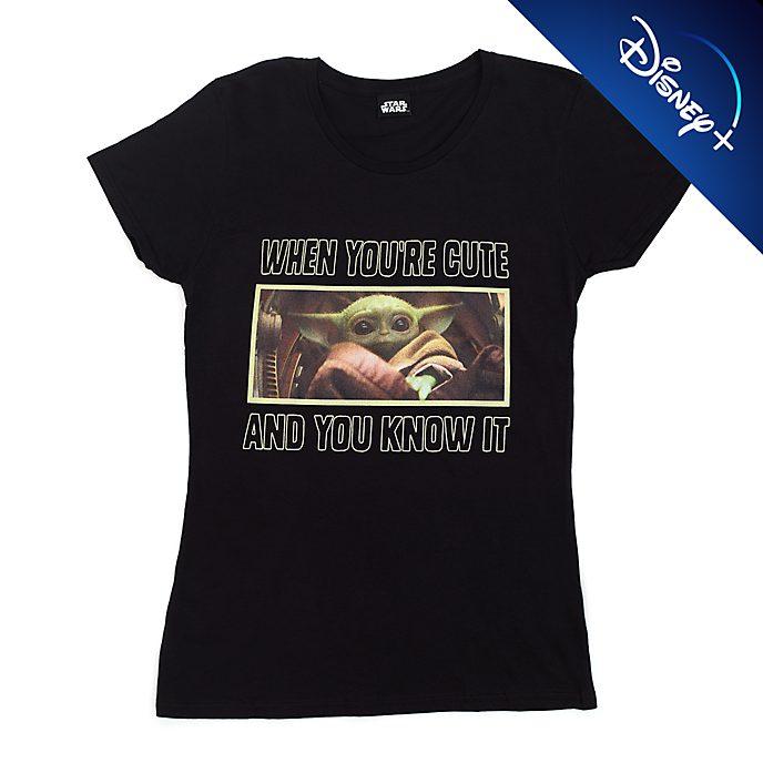 The Child Ladies' T-Shirt, Star Wars: The Mandalorian