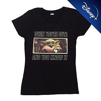 T-shirt The Child pour femmes, The Mandalorian
