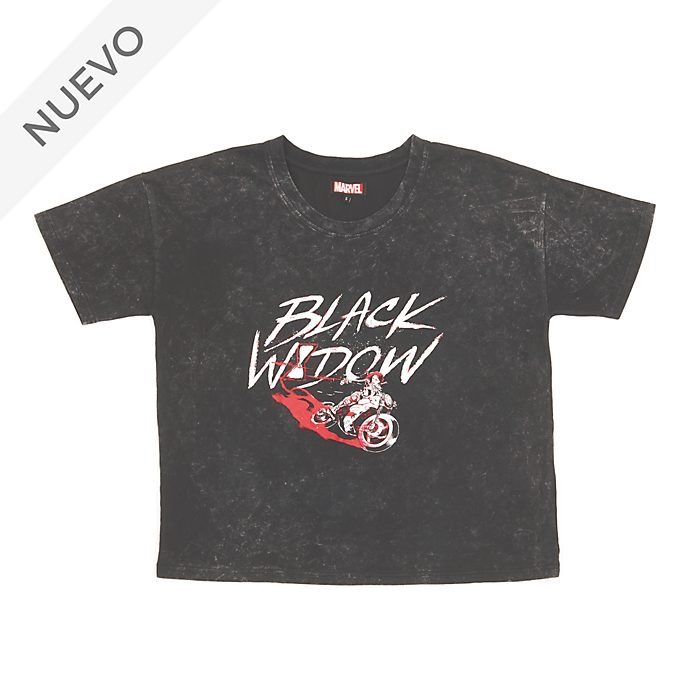 Camiseta Viuda Negra para mujer, Disney Store