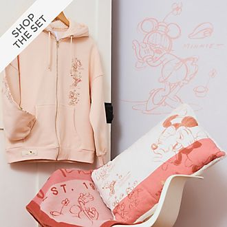 Disney Store Minnie Mouse Sketch Collection For Adults