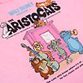 Disney Store The Artistocats Classic T-Shirt For Adults