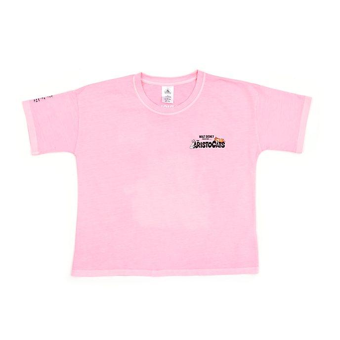 Disney Store T-shirt Les Aristochats classique pour adultes
