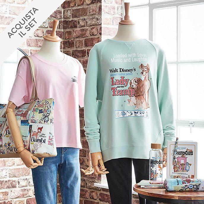 Collezione cancelleria e abbigliamento adulti Locandine Classici Disney, Disney Store