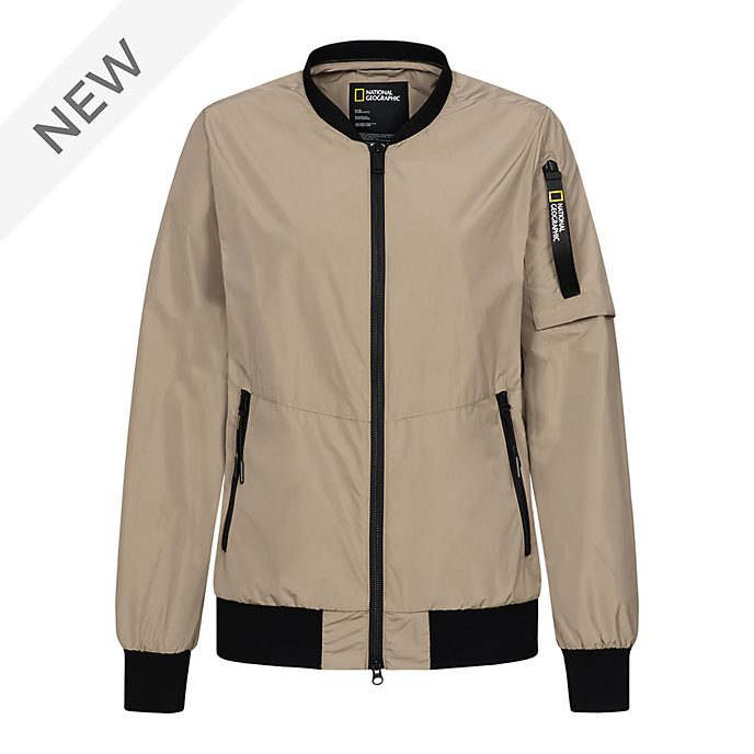Disney Store National Geographic Lightweight Jacket For Adults