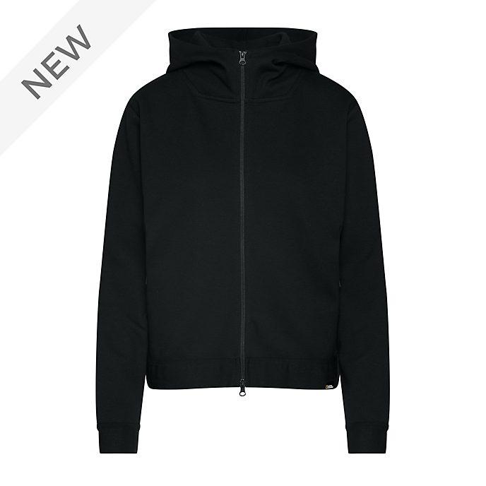Disney Store National Geographic Ladies' Black Hooded Sweatshirt