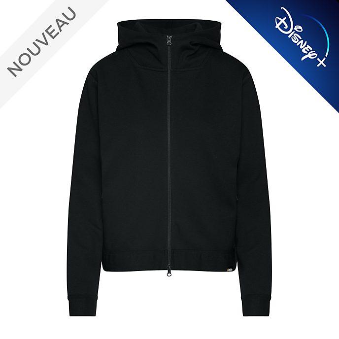 Disney Store Sweatshirt à capuche noir National Geographic pour femmes