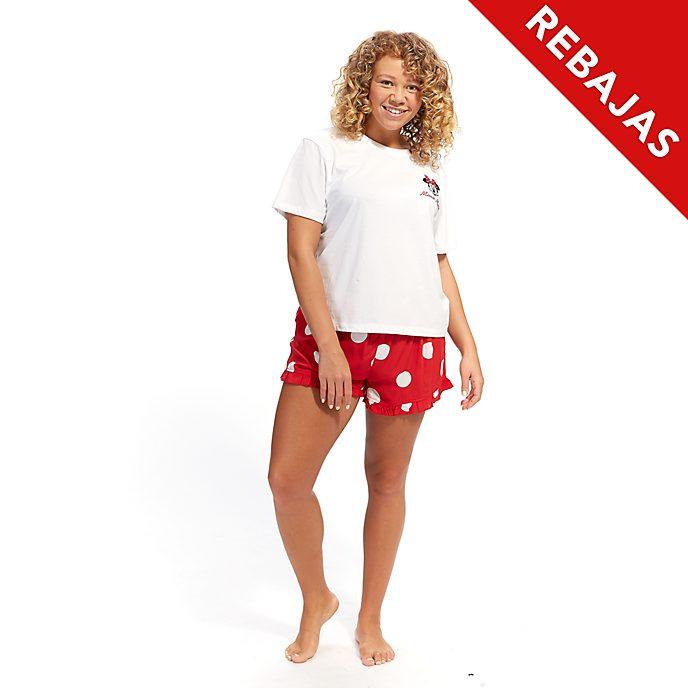 Pijama corto Minnie para mujer, Disney Store