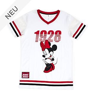 Disney Store - Minnie Maus - Loungeware-T-Shirt für Damen