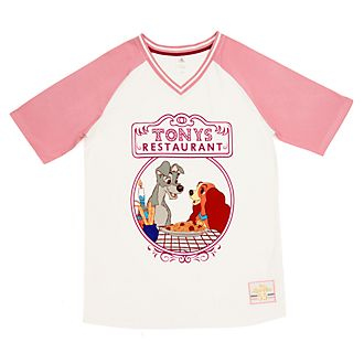 Disney Store Lady and the Tramp Ladies' Lounge Shirt