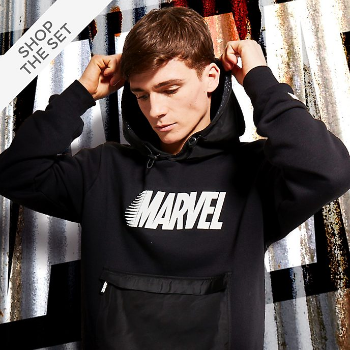 Disney Store Marvel Clothing and Accessories Collection For Adults