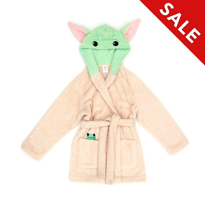 Disney Store Grogu Dressing Gown For Adults, Star Wars