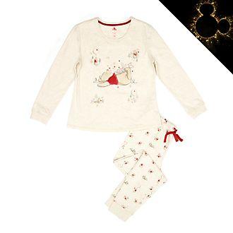 Pijama de algodón ecológico Winnie the Pooh para mujer, Disney Store