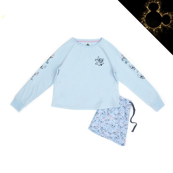Disney Store Pyjama Stitch en coton biologique pour femmes