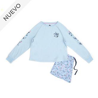Pijama de algodón ecológico Stitch para mujer, Disney Store