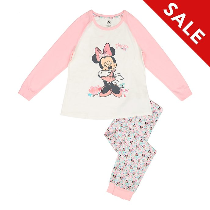 Disney Store Minnie Mouse Organic Cotton Ladies' Pyjamas