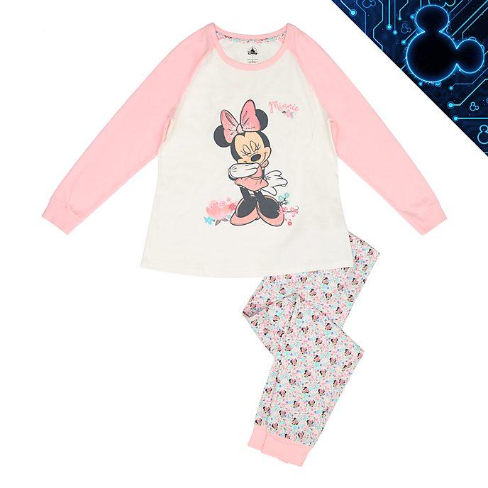 Disney Store Minnie Mouse Organic Cotton Ladies' Pyjamas