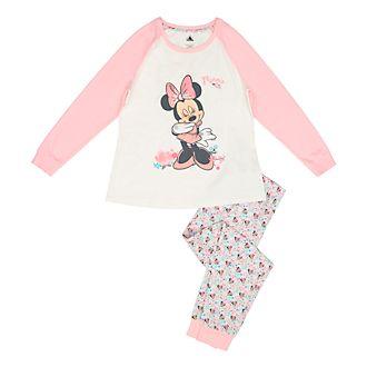Pijama de algodón ecológico Minnie Mouse para mujer, Disney Store