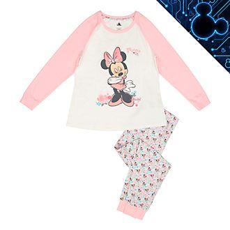 Disney Store - Minnie Maus - Pyjama für Damen aus Bio-Baumwolle