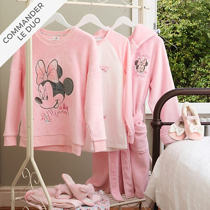 Disney Store Collection de vêtements de nuit Minnie pour enfants
