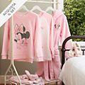 Collezione abbigliamento da notte bimbi e adulti Minni Disney Store