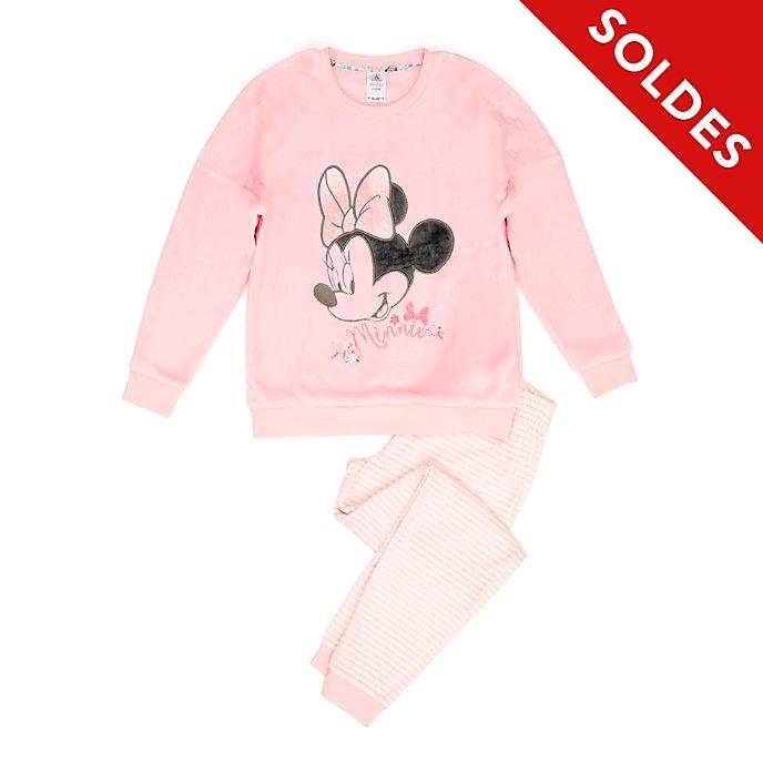 Disney Store Pyjama molletonnée Minnie pour femmes