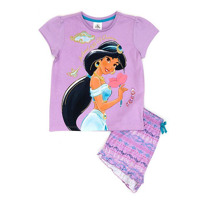 Pijama infantil princesa Jasmine, Disney Store