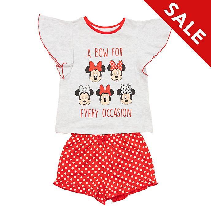 Disney Store Minnie Mouse Pyjamas For Kids
