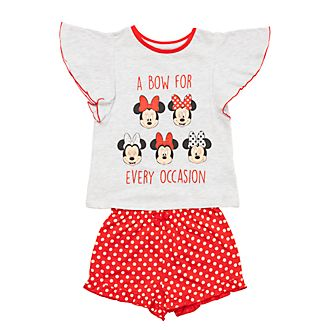 Disney Store Minnie Mouse Pyjamas For Kids
