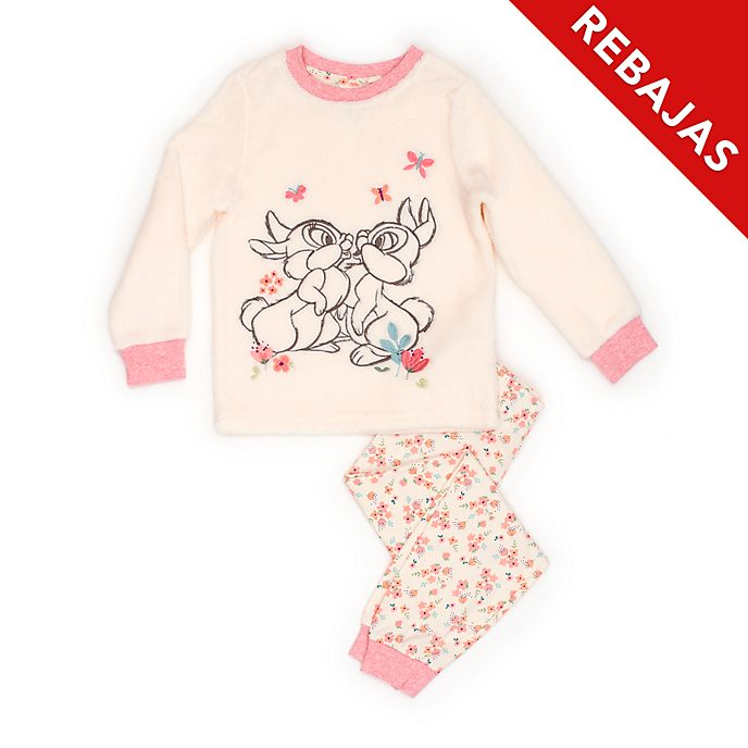 Pijama suave infantil Tambor y Conejita, Disney Store