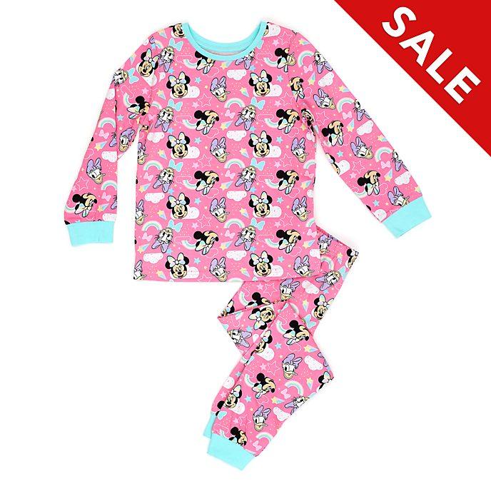 Disney Store - Minnie Maus und Daisy Duck - Pyjama für Kinder