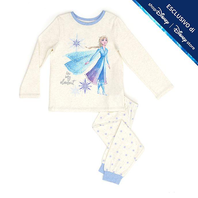 Pigiama bimbi Elsa Frozen 2: Il Segreto di Arendelle Disney Store