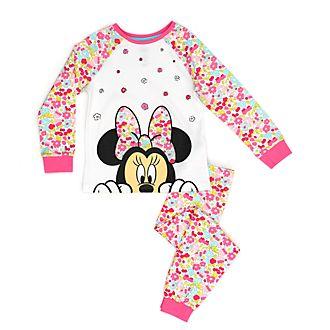 Pigiama bimbi Minni floreale Disney Store