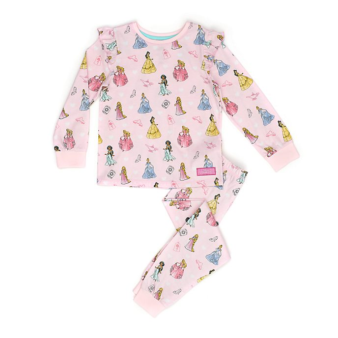 Disney Store Disney Princess Pink Pyjamas For Kids