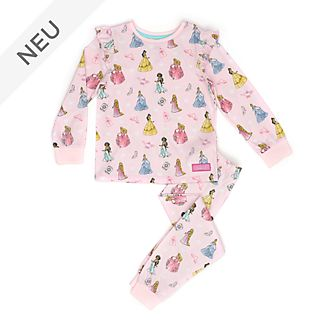 Disney Store - Disney Prinzessin - Pinkfarbener Pyjama für Kinder
