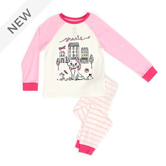 Disney Store Marie Pyjamas For Kids