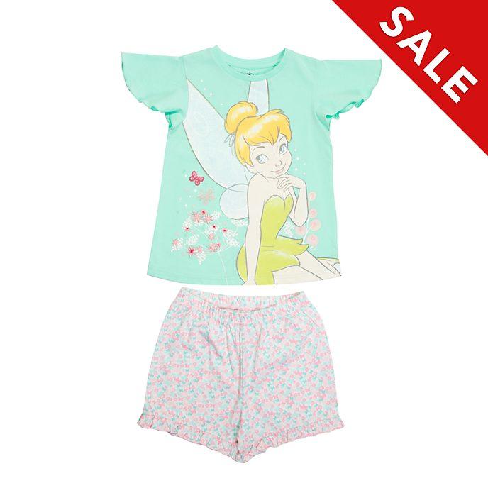 Disney Store Tinker Bell Pyjamas For Kids