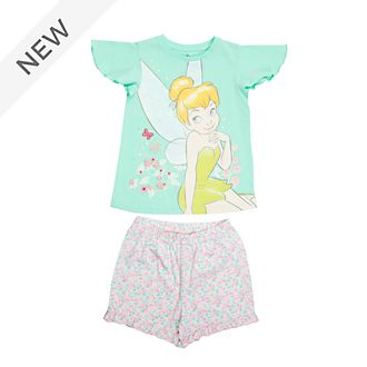 Disney Store Tinker Bell Pyjamas For Kids