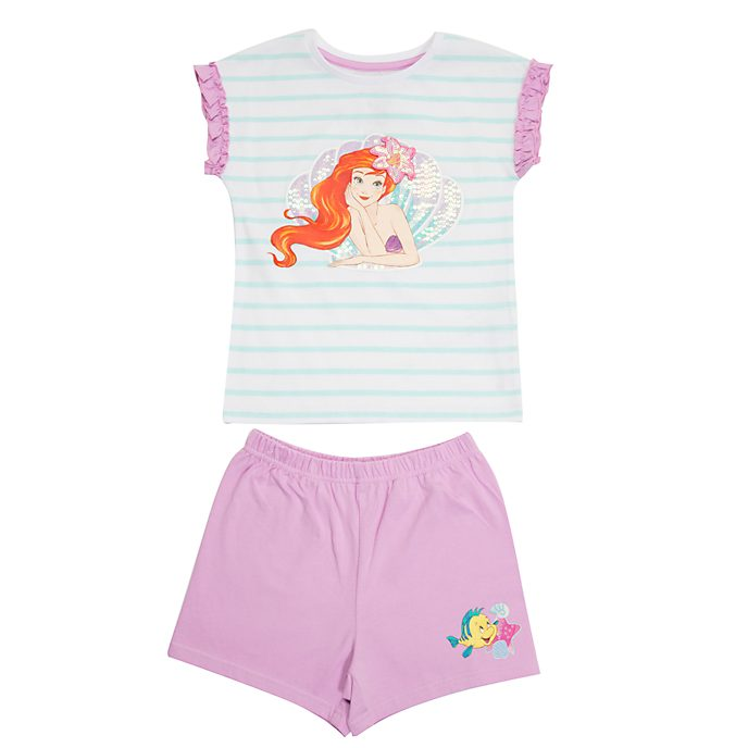Disney Store The Little Mermaid Pyjamas For Kids
