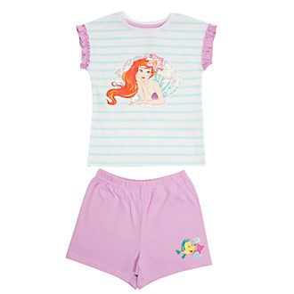 Disney Store The Little Mermaid Pyjamas For Kids