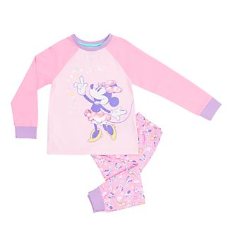 Disney Store Minnie Mouse Mystical Pyjamas For Kids